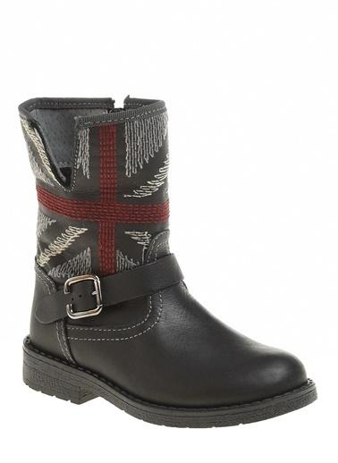 Kifidis Hakiki Deri Ayakkabı Siyah